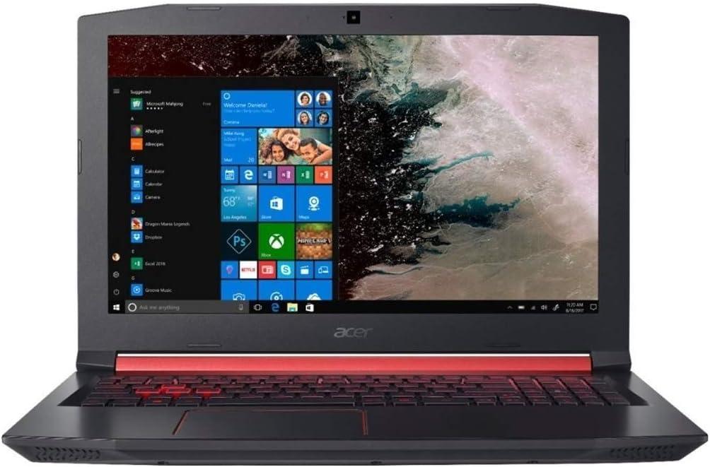 Acer Nitro 5 AN515 Laptop: Core i5-8300H, 15.6inch Full HD IPS Display, 8GB RAM, 1TB HDD, NVidia GTX 1050 4GB Graphics (Renewed)