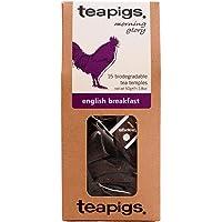 teapigs English Breakfast Tea, 1.76 Ounce, 15 Count (501)