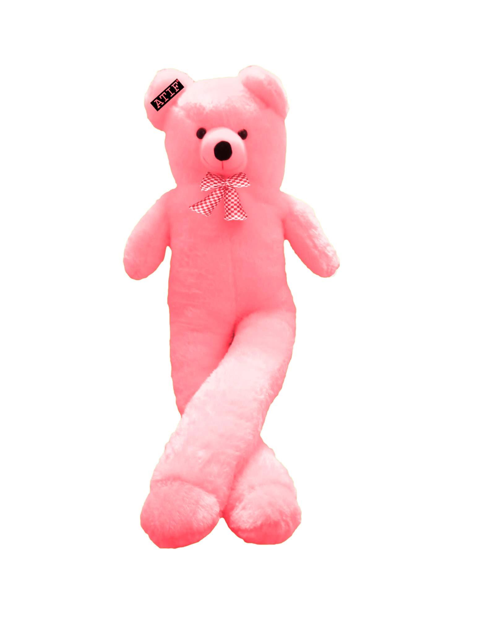 ATIF 6 Feet Big Teddy Bear sof Toys ( Pink Color )180 cm (B07Q31RF5H) Amazon Price History, Amazon Price Tracker