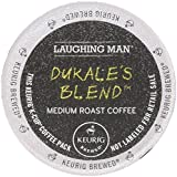 Laughing Man Dukale's Blend Coffee Keurig K-Cups, 16 Count
