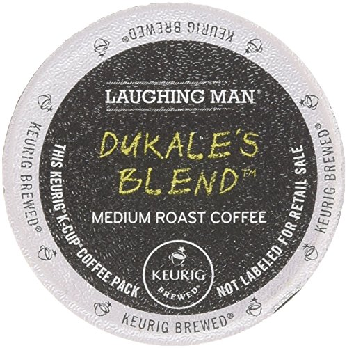 Laughing Man Dukale's Blend Coffee Keurig K-Cups, 16 Count by Laughing Man
