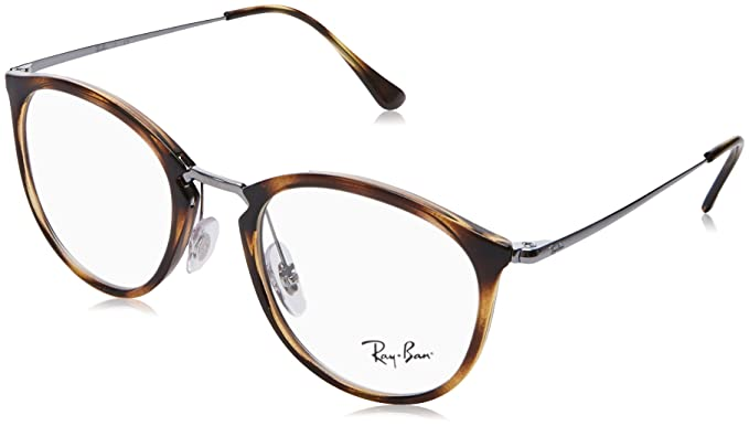 237f5c2bf1 Image Unavailable. Image not available for. Color  Ray-Ban Unisex RX7140  Eyeglasses ...