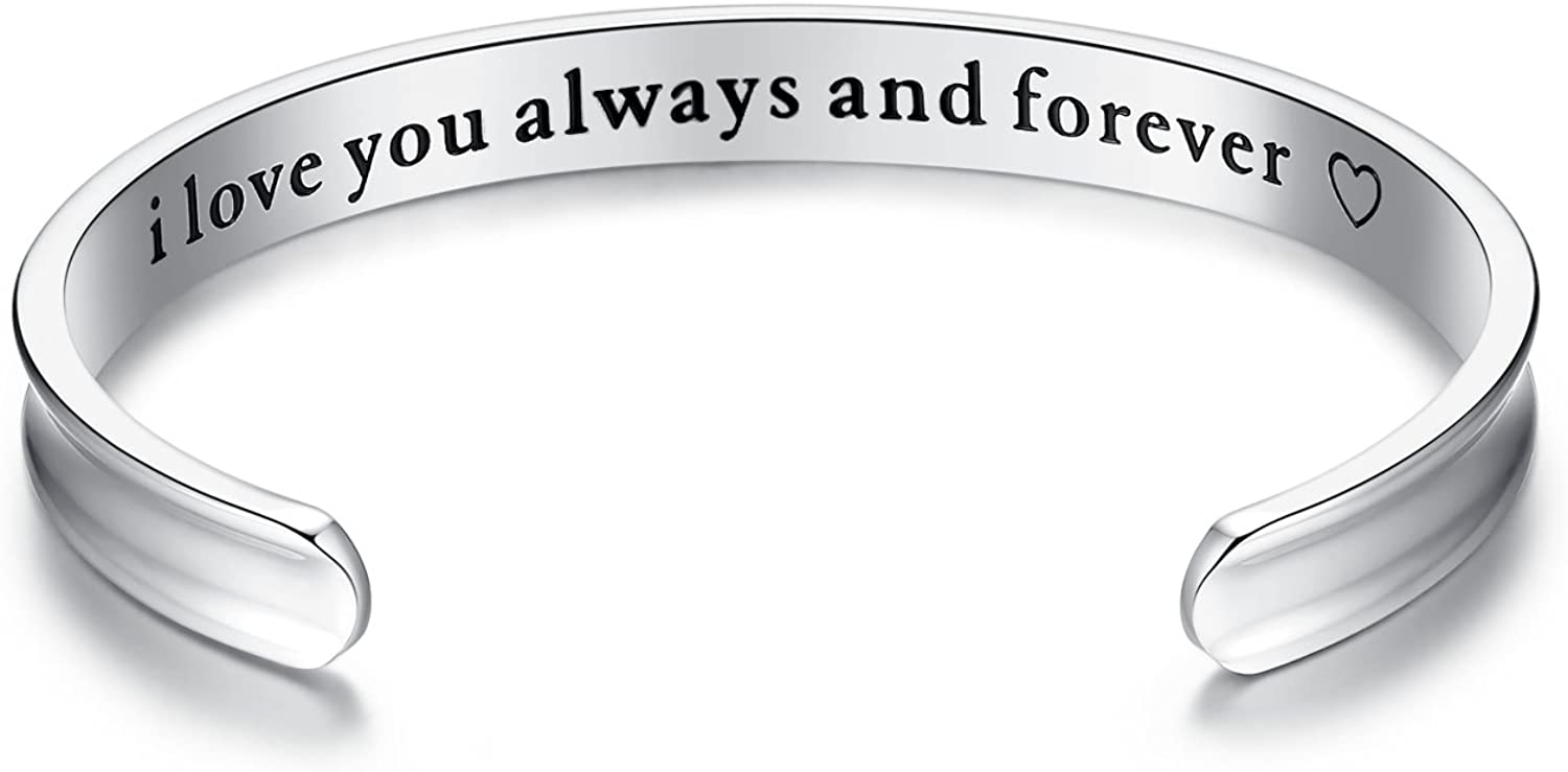 'I Love You Always Forever'...