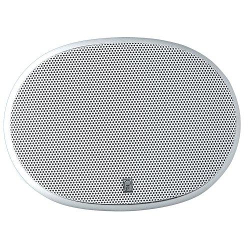 (Poly-Planar MA-6900 6x9 3-Way Oval Platinum Series 200W,)