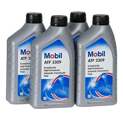 Aceite/ fluido de la transmisión automática, Mobil ATF 3309 ...