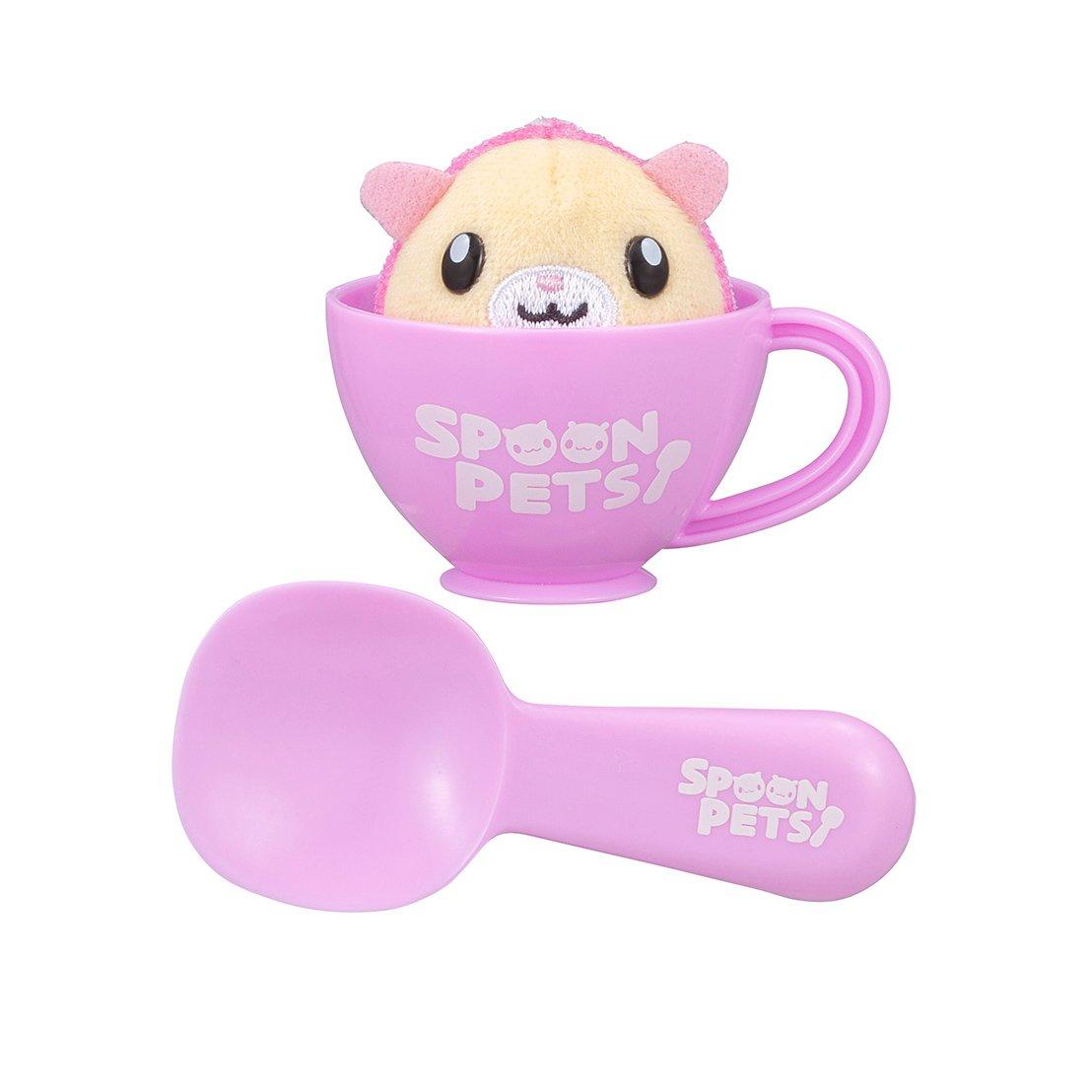 SPOON PETS pet spoons fairy tale Mermaid Princess theme