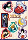Inuyasha Characters Sticker Set