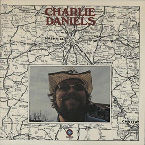 ([LP Record] Charlie Daniels Band - Saddle)