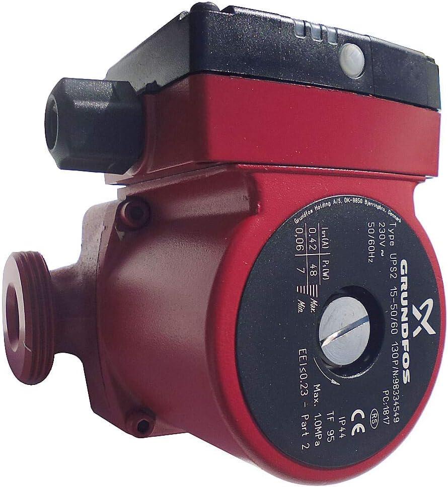 Grundfos UPS2 15-50/60 130 98334549 Pump