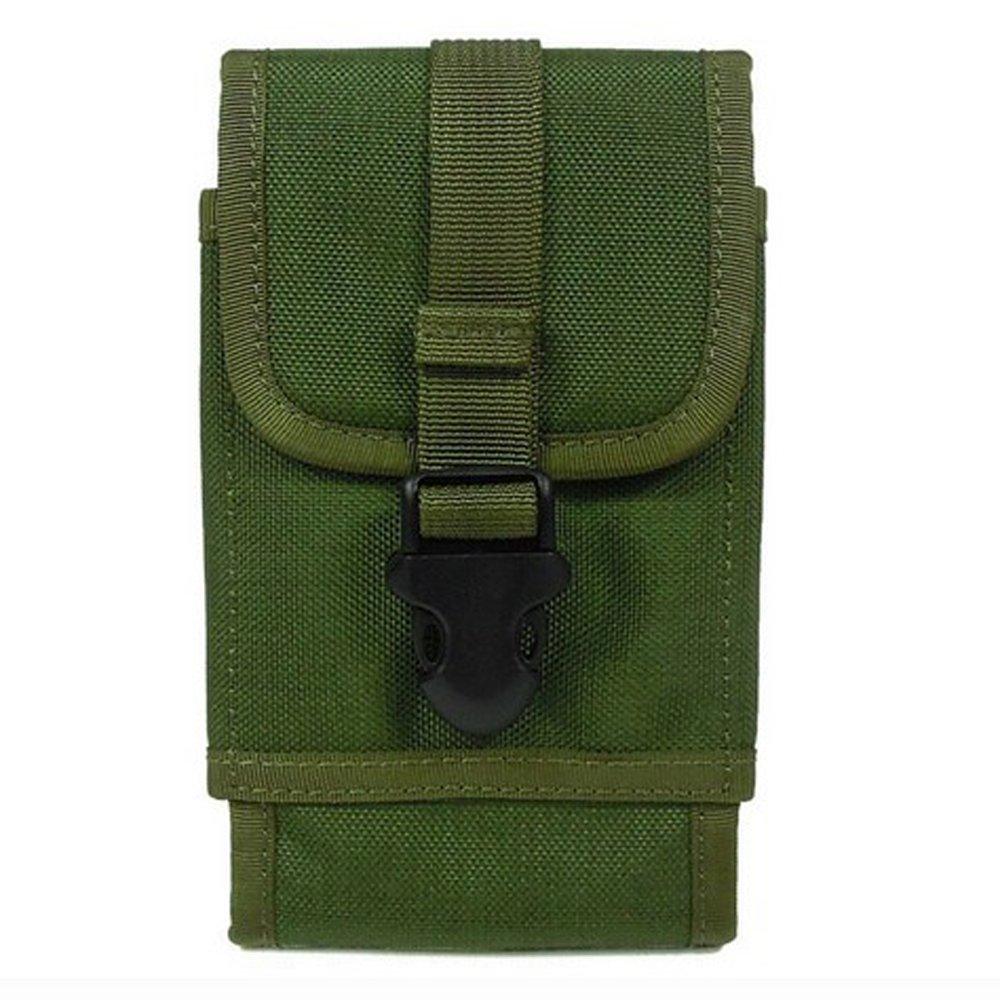 9e7d950a827ebd Lmeno 1000D Nylon taktisch Handytasche Armee Camo Tasche Beutel Für Handy  Gürteltasche Halfter Hülle mit Gürtelschlaufe