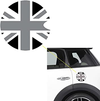 Pattern Vinyl Sticker Decal For Mini Cooper Gas Cap Cover
