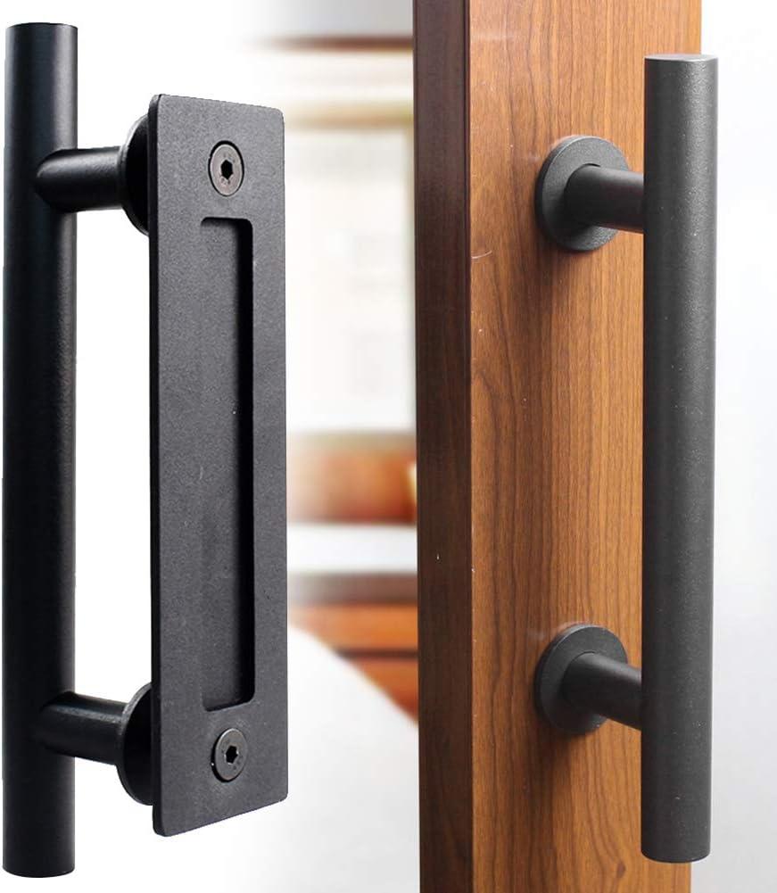 Juego de manijas de puerta de acero al carbono para puertas de ...
