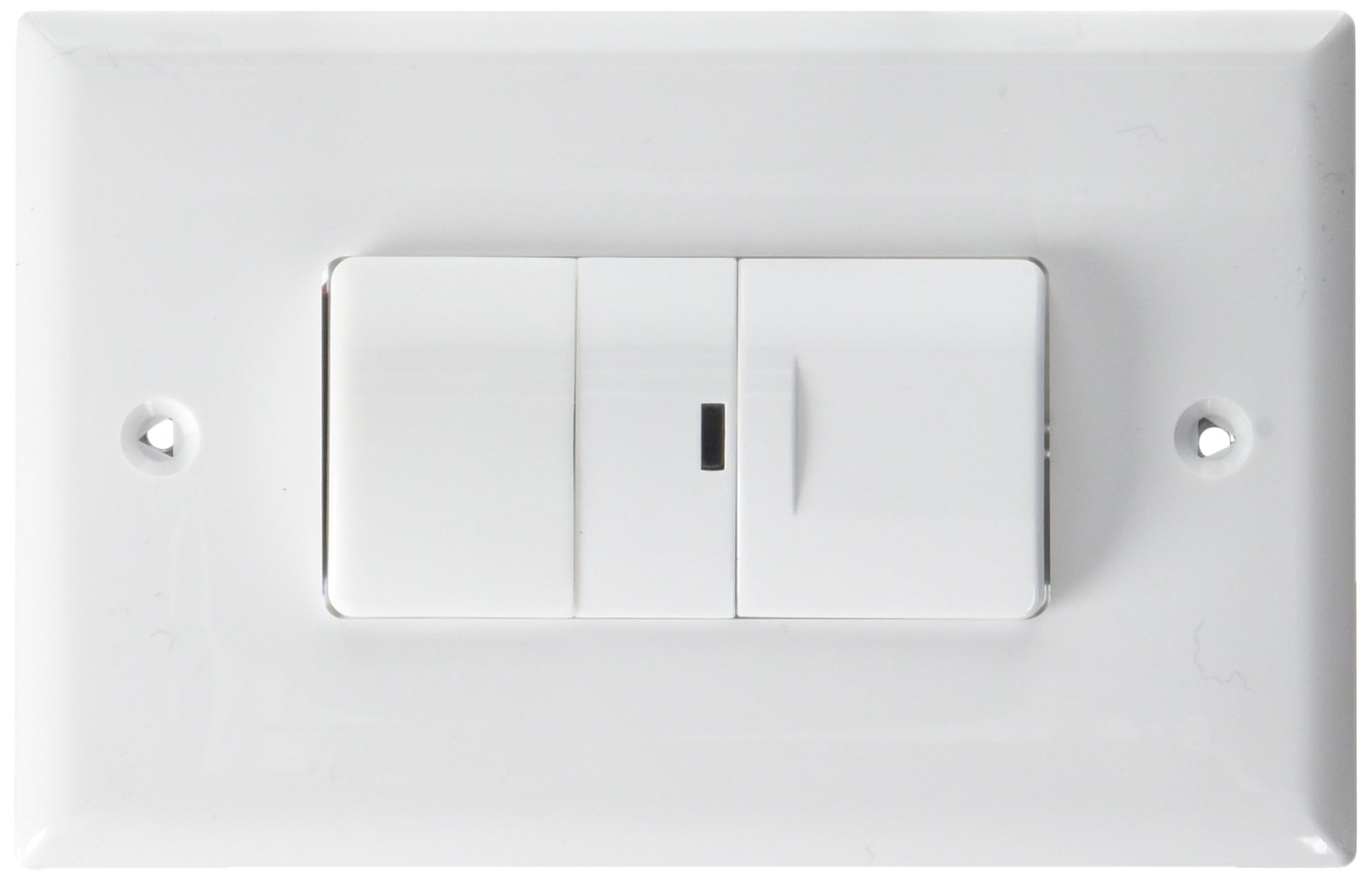 Eaton OS306U-W 600W Wall Mount Occupancy Vacancy Sensor, White