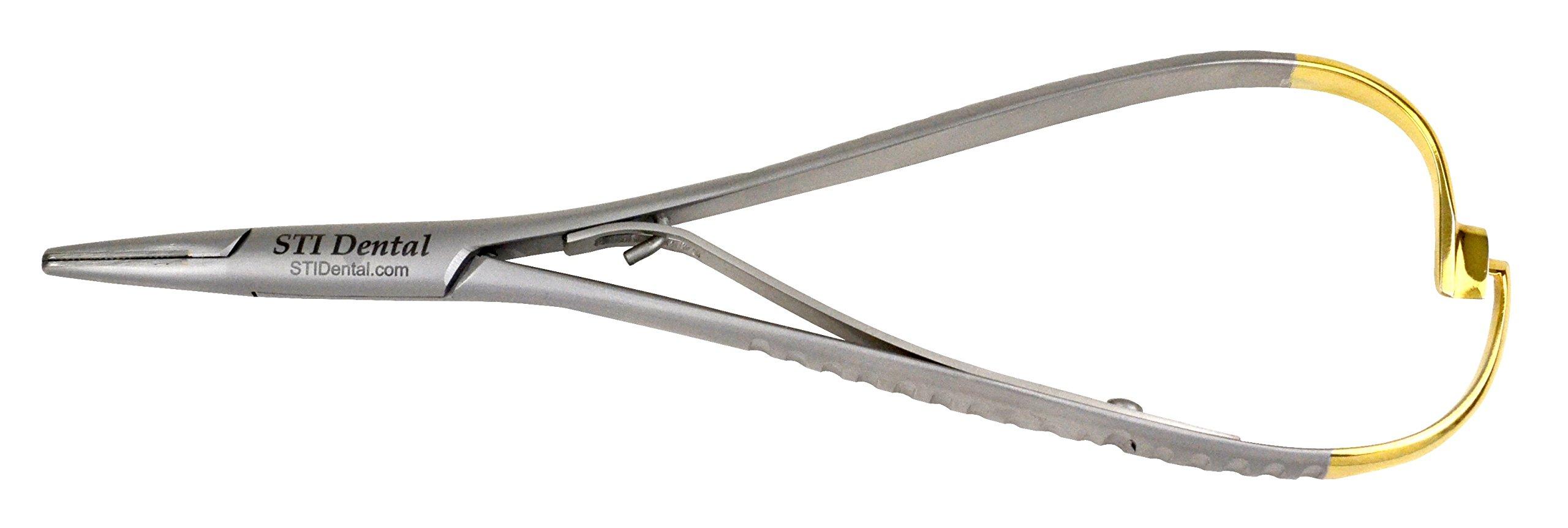 ST Dental Mathieu Needle Holder (TC Tip) 5.5 '' , Product Code C-1303