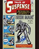 Stan Lee Signed / Autographed Tales Of Suspense 39 First Iron Man 8x10 Glossy Photo. Includes Fanexpo Certificate of Authenticity and Proof. Entertainment Autograph Original
