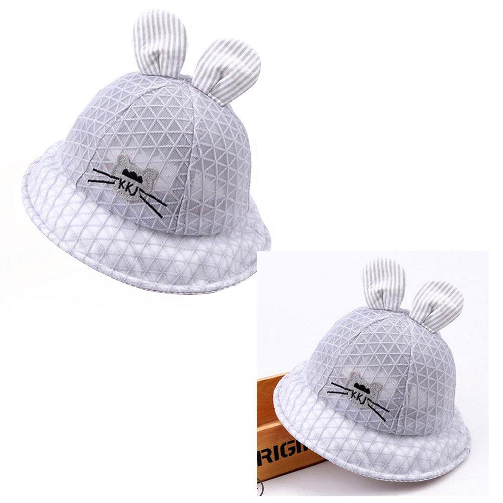 Unisex sol Baby Summer Sombrero Summer Hat Sombrero de sol Gorros de ...