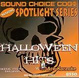 Sound Choice Spotlight CDG SCG8550 - Halloween Hits Vol.1