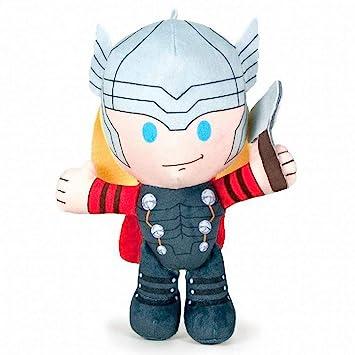 Peluche Thor Vengadores Avengers Marvel soft 19cm …