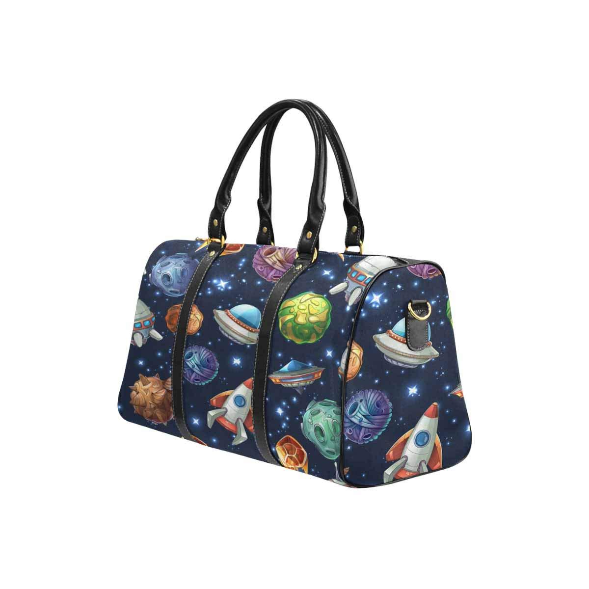 Amazon.com | InterestPrint Weekender Bag Travel Duffel Bag ...