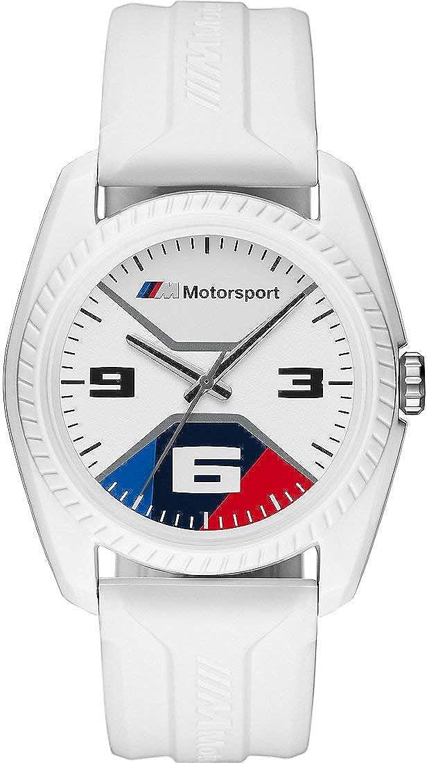 BMW M Motorsport Maglietta da uomo con logo