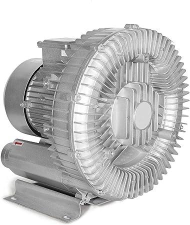 Ventilador centrífugo, soplado y succión, Todo Motor de Cobre, 2 ...