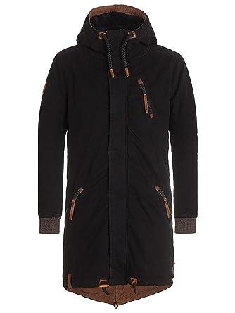 Naketano Herren JacketBekleidung Jacke Jacke Herren Menelik Naketano N0wP8nZOkX