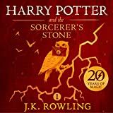 DOWNLOADABLE_AUDIO  Amazon, модель Harry Potter and the Sorcerer's Stone, Book 1, артикул B017V4IMVQ
