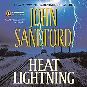 Heat Lightning Audiobook