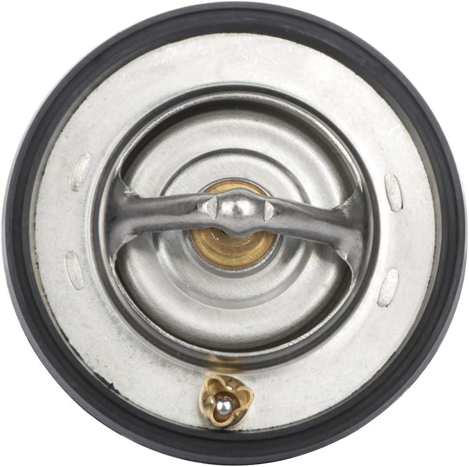 ANGLEWIDE 420-195 Thermostat fit for 2007-2009 Chrysler Aspen,2000-2011 Dodge Dakota,2000-2009 Dodge Durango,2007-2011 Dodge Nitro,2002-2010 Dodge Ram 1500 Engine Coolant Thermostat Housing