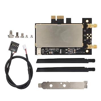7260HMW / Atheros AR5B225 Mini tarjeta de red PCI-E ...