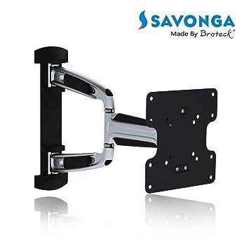 Savonga® Premium TV WANDHALTERUNG TÜV//GS LED LCD PLASMA AUSZIEHBAR SCHWENKBAR