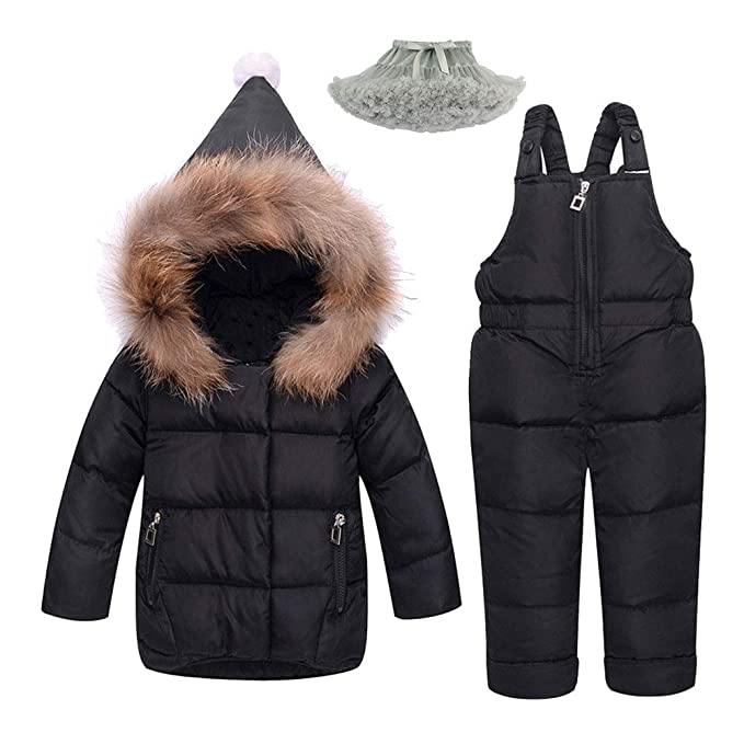 Amazon.com: M&A - Conjunto de 2 chaquetas con capucha y ...