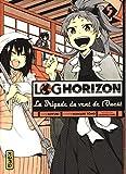 Log Horizon 05 (Shonen Kana) (French Edition)