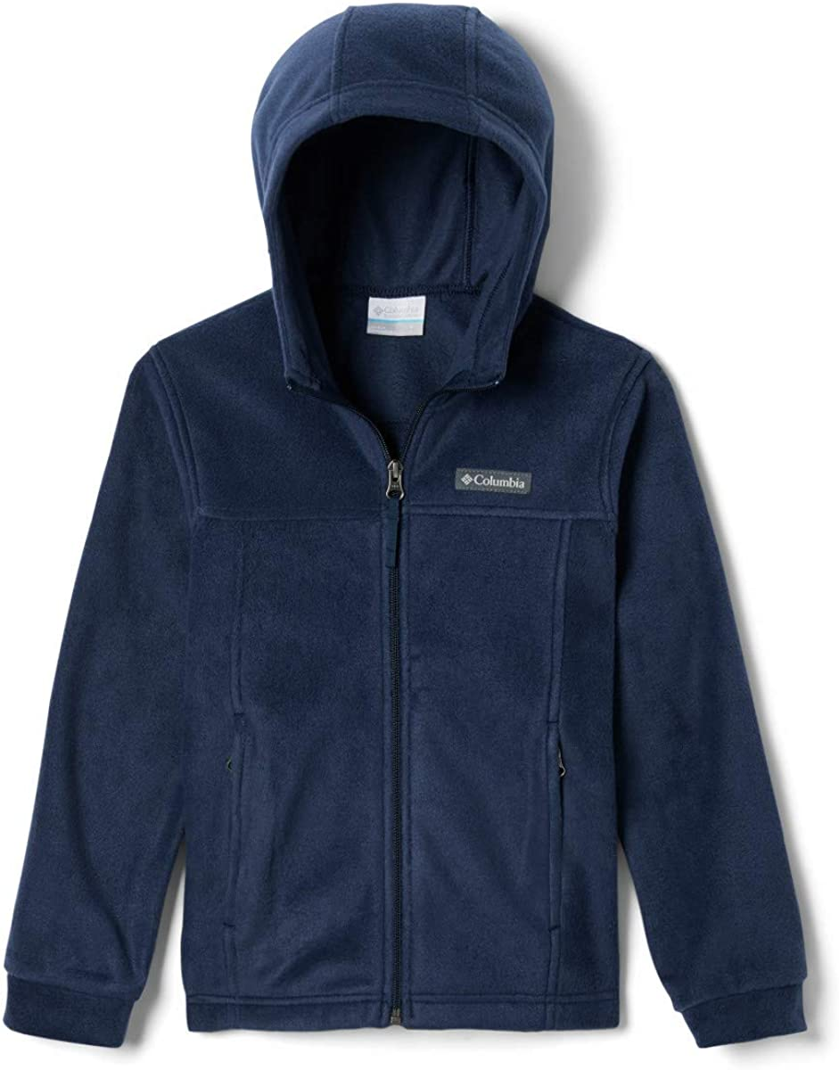 Columbia Boys' Steens Ii -Fleece-Hoodie: Clothing