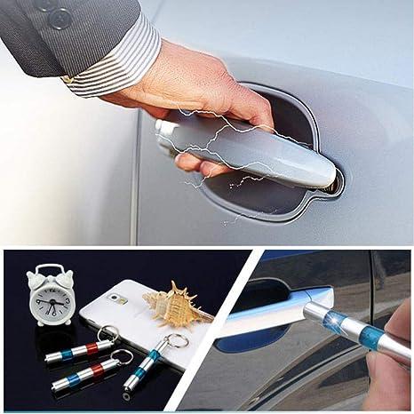 Amazon.com: RUNGAO - Llavero antiestático para coche con ...