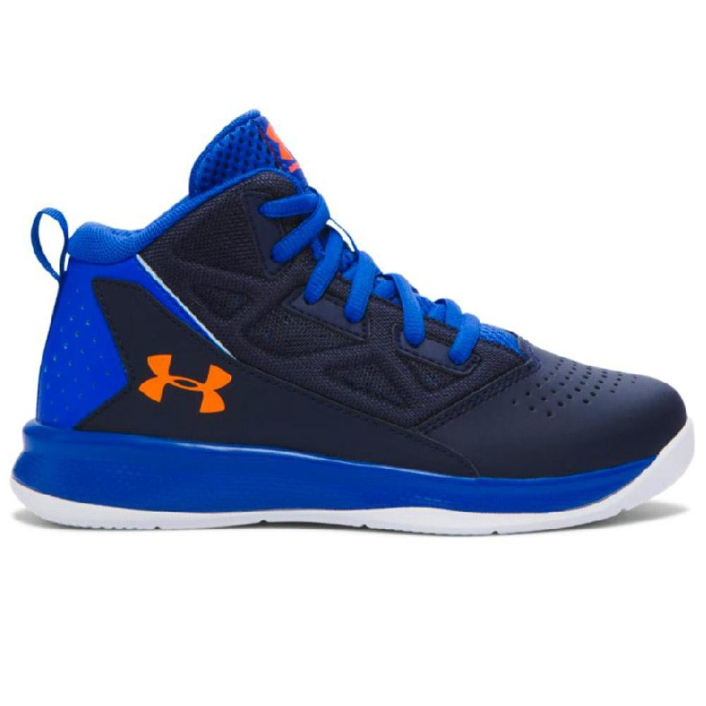 Under Armour Pre-School UA Jet Mid 11K ULTRA BLUE by Under Armour