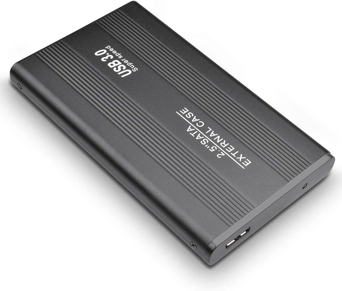 MacBook Chromebook Disco Duro Externo USB3.0 para PC 1TB,Negro Mac,Xbox Disco Duro Externo 1 TB