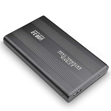 Disco Duro Externo 1 TB, Disco Duro Externo para PC, Mac, MacBook, Xbox One, PS4(1TB,Negro): Amazon.es: Electrónica
