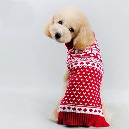 Buy Electroprimea Christmas Snowflake Spotted Clothes Jumper