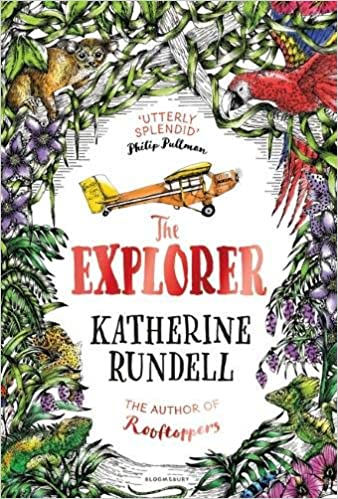 Image result for explorer katherine rundell