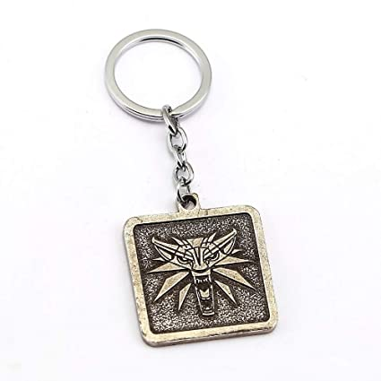 Amazon.com: Mct12 - Witcher 3 Key chain The Wild Hunt 3 ...