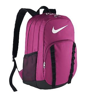 5818aa5c21c0a Nike Brasilia 7 Training Backpack Vivid Pink Black White Size X-Large