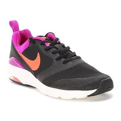 huge selection of d52d6 59d86 Nike - Wmns Air Max Siren - Couleur  Noir-Orange-Rose - Pointure
