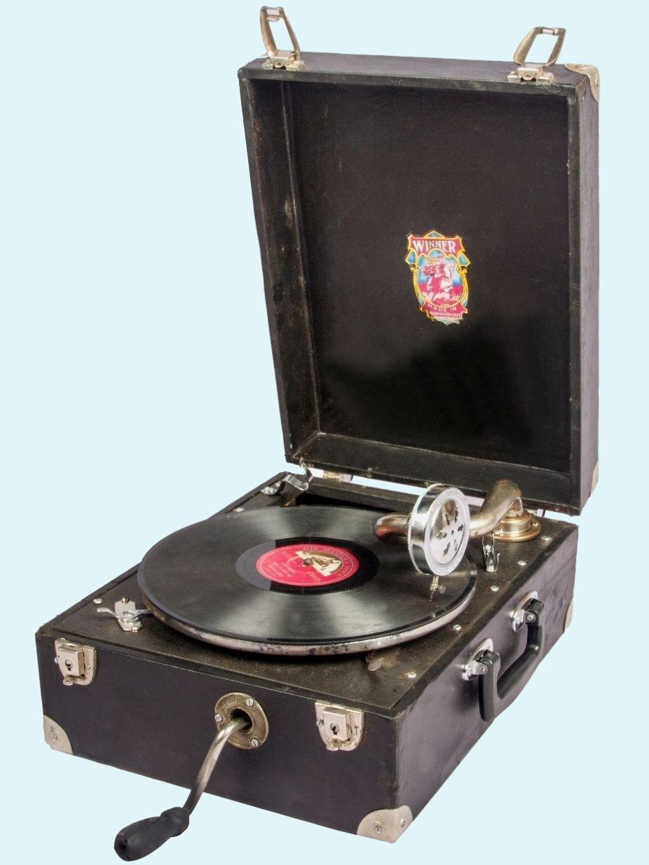 公式の店舗 骨董品Worldヴィンテージホーム飾り音楽ボックスアンティークターンテーブルデスクDECCA Gramophone Phonograph awusahb awusahb 027 027 Gramophone B073SZSRM6, 最強の全巻ショップ:c67b407d --- mrplusfm.net