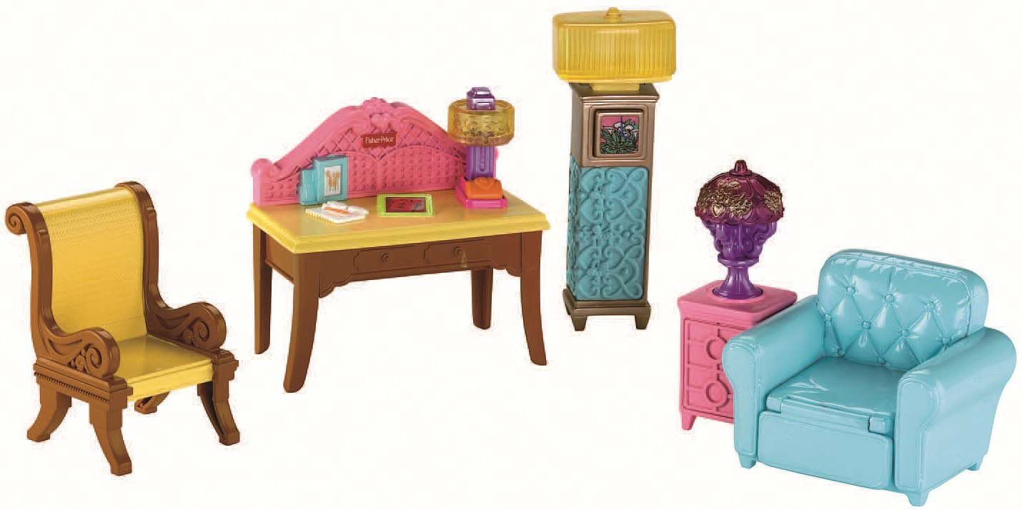 Amazon.com: Fisher Price Loving Family Light Up Your Home: Toys U0026 Games
