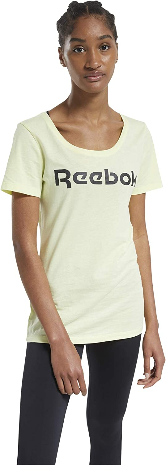 Reebok Womens Training Essentials Graphic Vector Tee