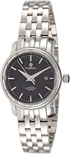 Starking Men's Black Dial Stainless Steel Band Watch - BL0843SS12