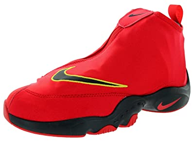 clearance prices for whole family great quality NIKE Air Zoom Flight The Glove Mens Basketball Shoes