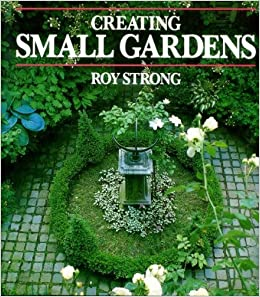 Book Creating Small Gardens