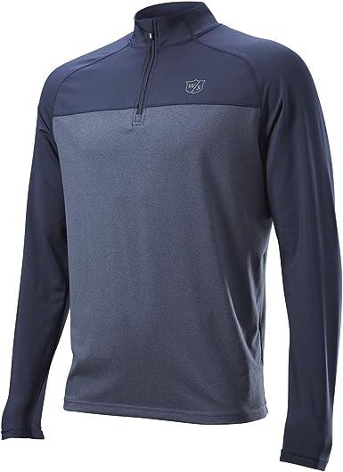 Wilson Thermal Tech Camiseta Deportiva térmica Hombre: Amazon.es: Ropa y accesorios